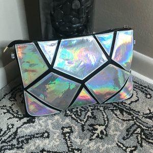 Handbags - Iridescent handbag